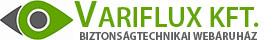 Variflux.HU - Biztonságtechnikai webáruház